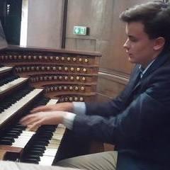 William Fielding Organist in Edinburgh