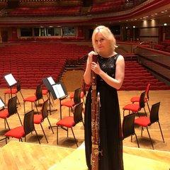 Caroline Simpkins Bassoonist in Birmingham