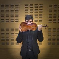 John Hutchinson Violinist in Manchester