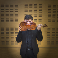 John Hutchinson Violinist in Sheffield