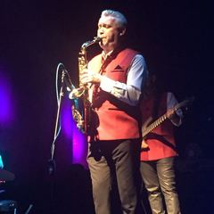 Lloyd Marshall Saxophone Player in London