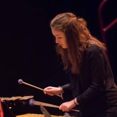 Francesca Lombardelli Percussionist in London