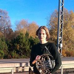Hanna Peters French Horn Player in London
