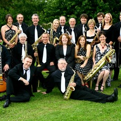 Dr Jazz and the Cheshire Cats Big Band Function Band in Manchester