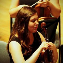 Lucy Foster Violinist in Manchester