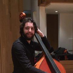 Tom McKenzie Double Bass Player in Birmingham