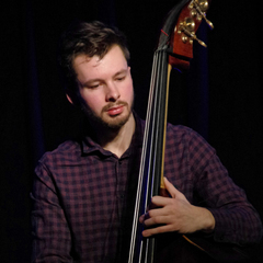 Elliot Roffe Double Bass Player in Manchester