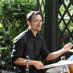 Richard Dry Drummer in Cambridge