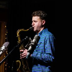 Harry Brunt Saxophone Player in London