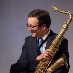 Phil Shotton Saxophone Player in Manchester