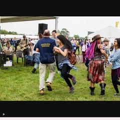 Papa Mole Barn Dance Band Ceilidh Band in London