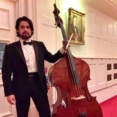 Guillermo Arevalos Vigo Double Bass Player in Birmingham