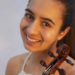 Naomi Wright Violinist in London