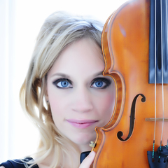 Fiona Gibbs Violinist in the UK