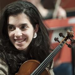 Stella Di Virgilio Violinist in London
