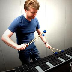 Jeremy Barnett Percussionist in London
