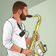 Kyri Sax Saxophone Player in Oxford
