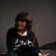 Melanie Kleyn Drummer in Oxford