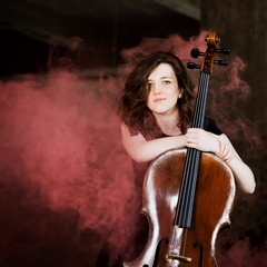 Ruth Hallows Cellist in the UK