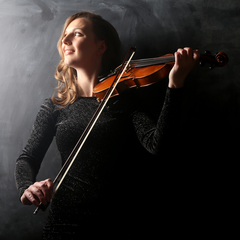 Aelfwyn Shipton Violinist in the UK