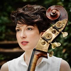 Eloise Riddell Double Bass Player in London