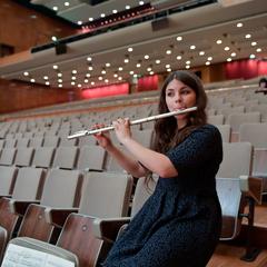 Amy-Jayne Milton Flute Player in London