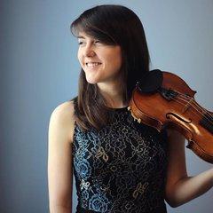 Emily Olsen Violinist in Birmingham