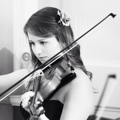Rebecca Cook Violinist in Portsmouth