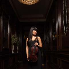 Sophia Dignam Viola Player in Manchester