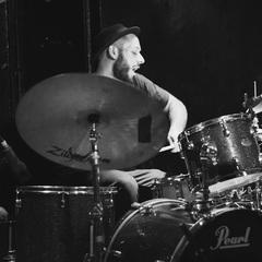 Piergiorgio Ciarla Drummer in London