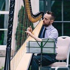Tomos Xerri Harpist in London