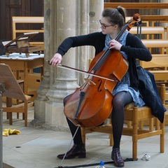 Natalie Bechmann Cellist in Liverpool