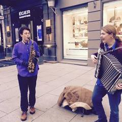 Jacob Burgess Saxophone Player in London
