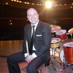 Mat Richardson Drummer in Manchester