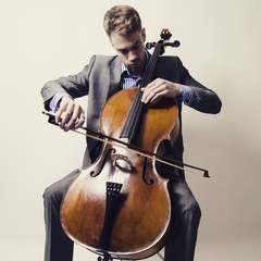 Isaac Collier Cellist in Birmingham
