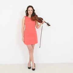 Lucy Le Marquand Violinist in Birmingham