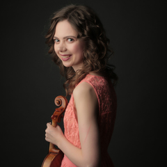 Lucy Armstrong Viola Player in London