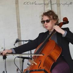 Cat Ledgerwood Cellist in York