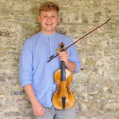 Will McGahon Violinist in Liverpool