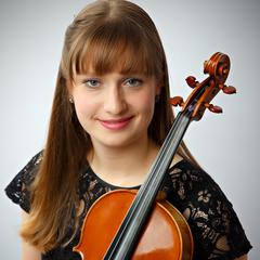 Heather Bourne Viola Player in Oxford
