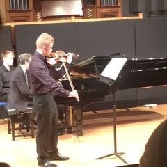 Andrew Gould Violinist in Birmingham