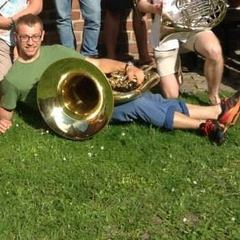 Nathan Mattock Tuba Player in Oxfordshire