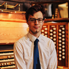 Ashley Wagner Organist in London
