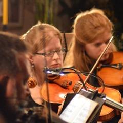 Kathryn Stephens Viola Player in Oxford
