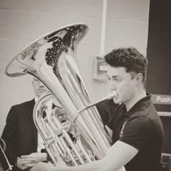 Elliott Milum Tuba Player in Greater London