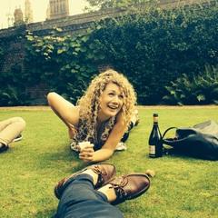 Miranda Pottinger Alto Singer in London