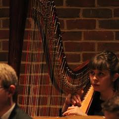 Bethan Lloyd-Thomas Harpist in the UK
