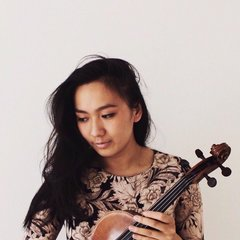 Olivia Cheung Viola Player in Leeds