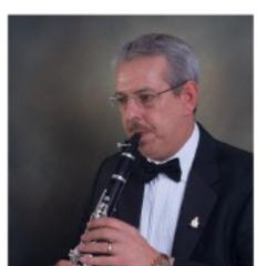 Graham Milgate Clarinettist in Ely