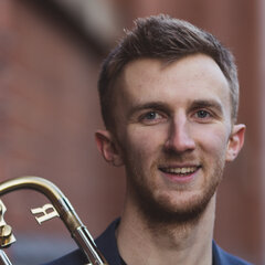 Max McLeish Trombone Player in Sussex